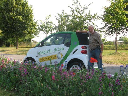 Technische Dienste testen Elektro-Smart