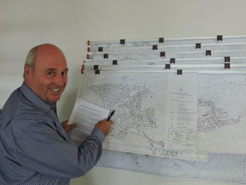 Winterdienst: Rolf Bühler im Gespräch