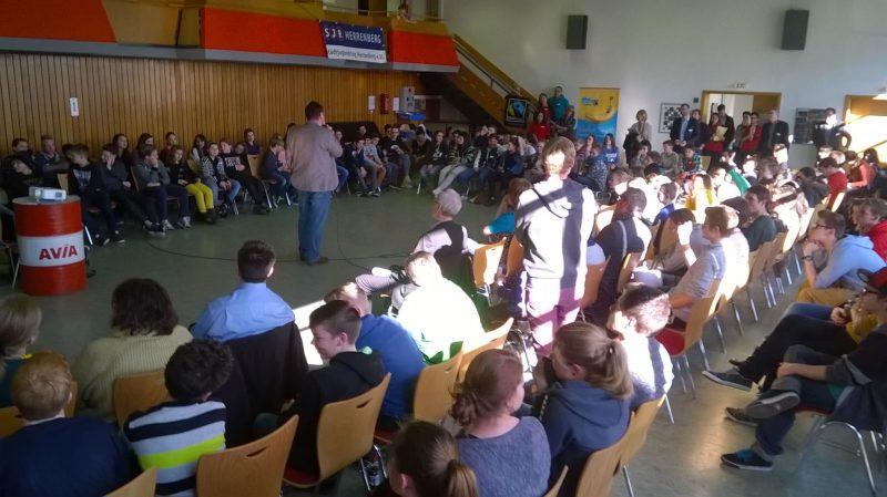 Mittendrin und voll dabei: Jugendforum Herrenberg