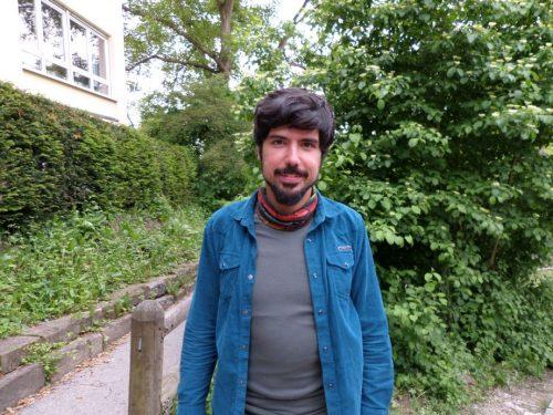 Alberto Cem Tascioglu (25) aus der Türkei…..