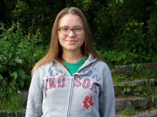 Valeria Andrushchak (22) aus Russland ……..