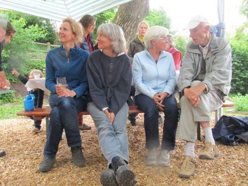 Freizeitanlage und Senioren