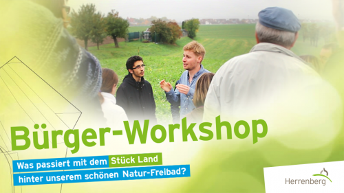 Video Bürgerworkshop Freizeitanlage: Was bleibt?