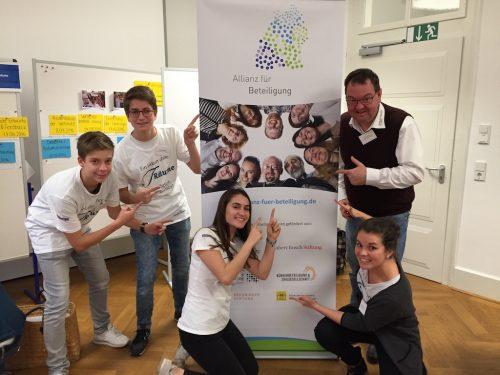 Beteiligungsportal für Jugendliche