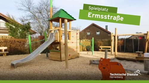 Im Zeitraffer: Spielplatz Ermsstraße