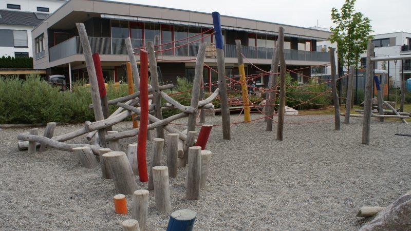 Spielplatz Raingasse / Affstätt – Impressionen und Interviews
