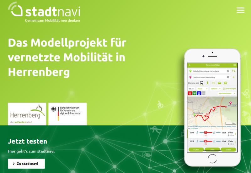 stadtnavi – Gemeinsam Mobilität neu denken